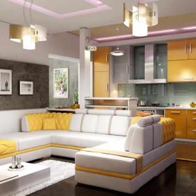 гостиная комната 2019 фото дизайн