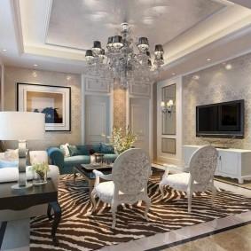 гостиная комната 2019 фото дизайна