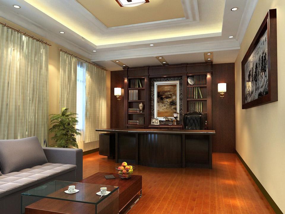 кабинет в квартире идеи оформления