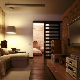 комната площадью 18 кв м оформление идеи