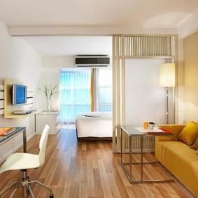 комната площадью 18 кв м виды идеи