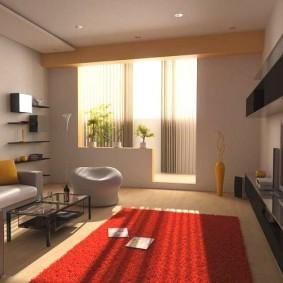 комната площадью 18 кв м дизайн фото