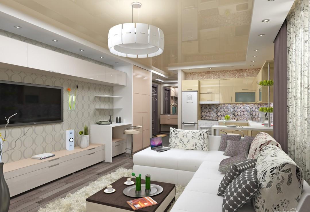 комната площадью 18 кв м мебель