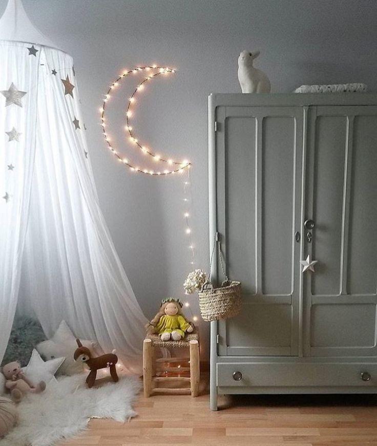 Оригинальный светильник для ночной подсветки детской комнаты