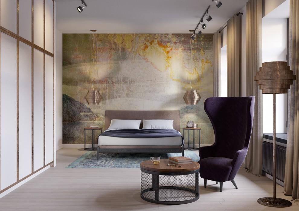 Декорирование комнаты в современном стиле