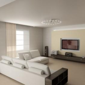 Минимализм в интерьере современной квартиры