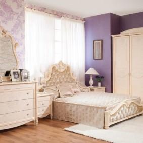 зонирование детской комнаты фото декор