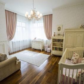зонирование детской комнаты дизайн