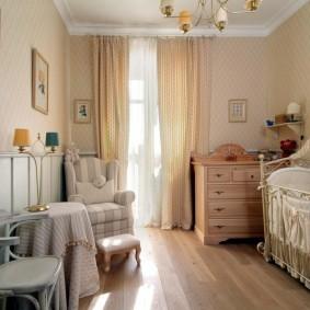 зонирование детской комнаты фото дизайна