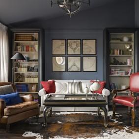 американский стиль квартиры идеи декор