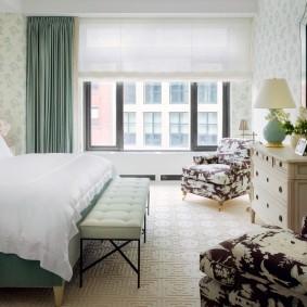 американский стиль квартиры фото варианты