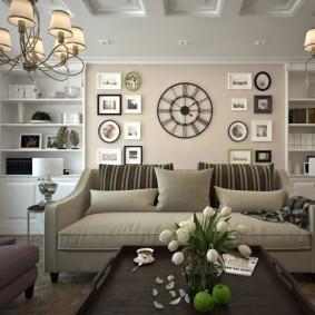 американский стиль квартиры виды дизайна