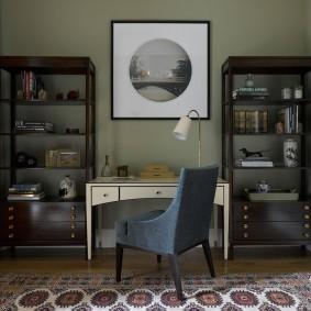 американский стиль квартиры дизайн фото