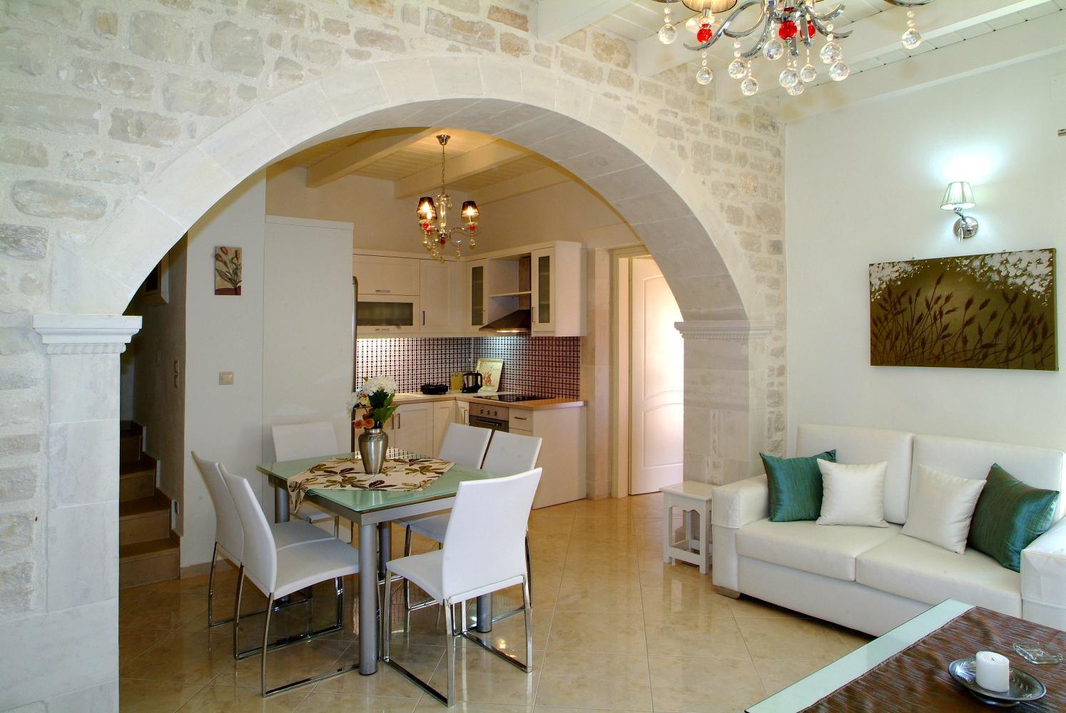 арка из камня фото