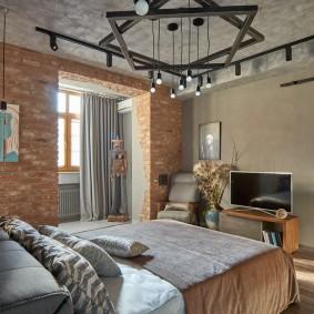арка из камня в квартире идеи декор