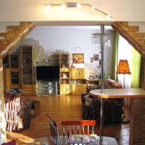 арка из камня в квартире варианты фото