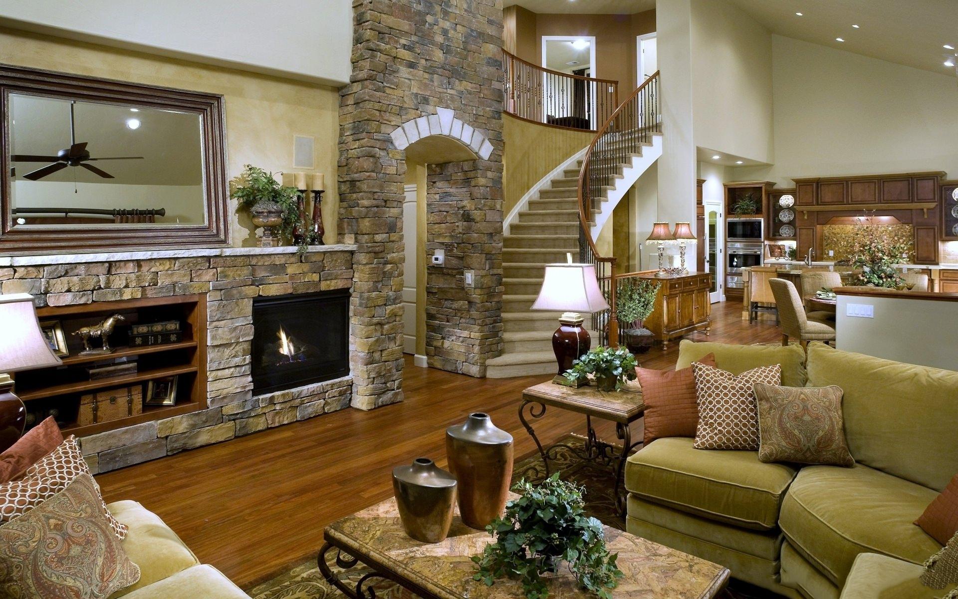Дизайн и интерьер домов и квартир в картинках