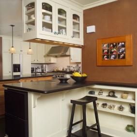 барная стойка в квартире декор идеи