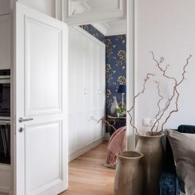 белые двери фото идеи