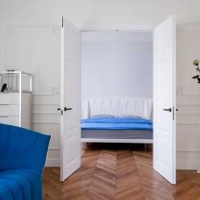 белые двери идеи