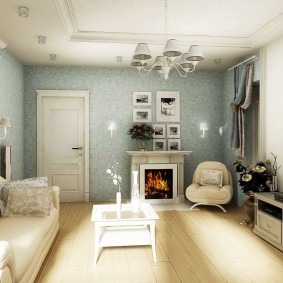 белые двери в квартире декор