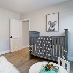 белые двери в квартире идеи интерьер