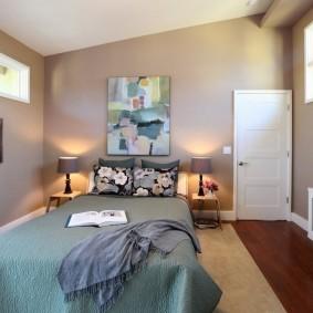 белые двери в квартире оформление фото