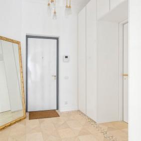 белые двери в квартире варианты фото