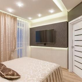 белые двери в квартире идеи варианты