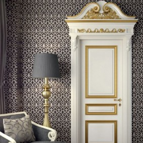 белые двери в квартире виды