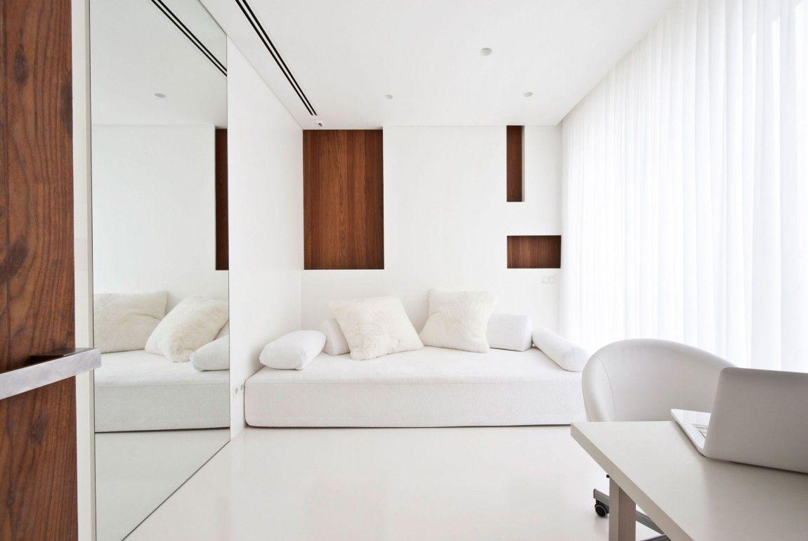 белый интерьер квартиры фото дизайн