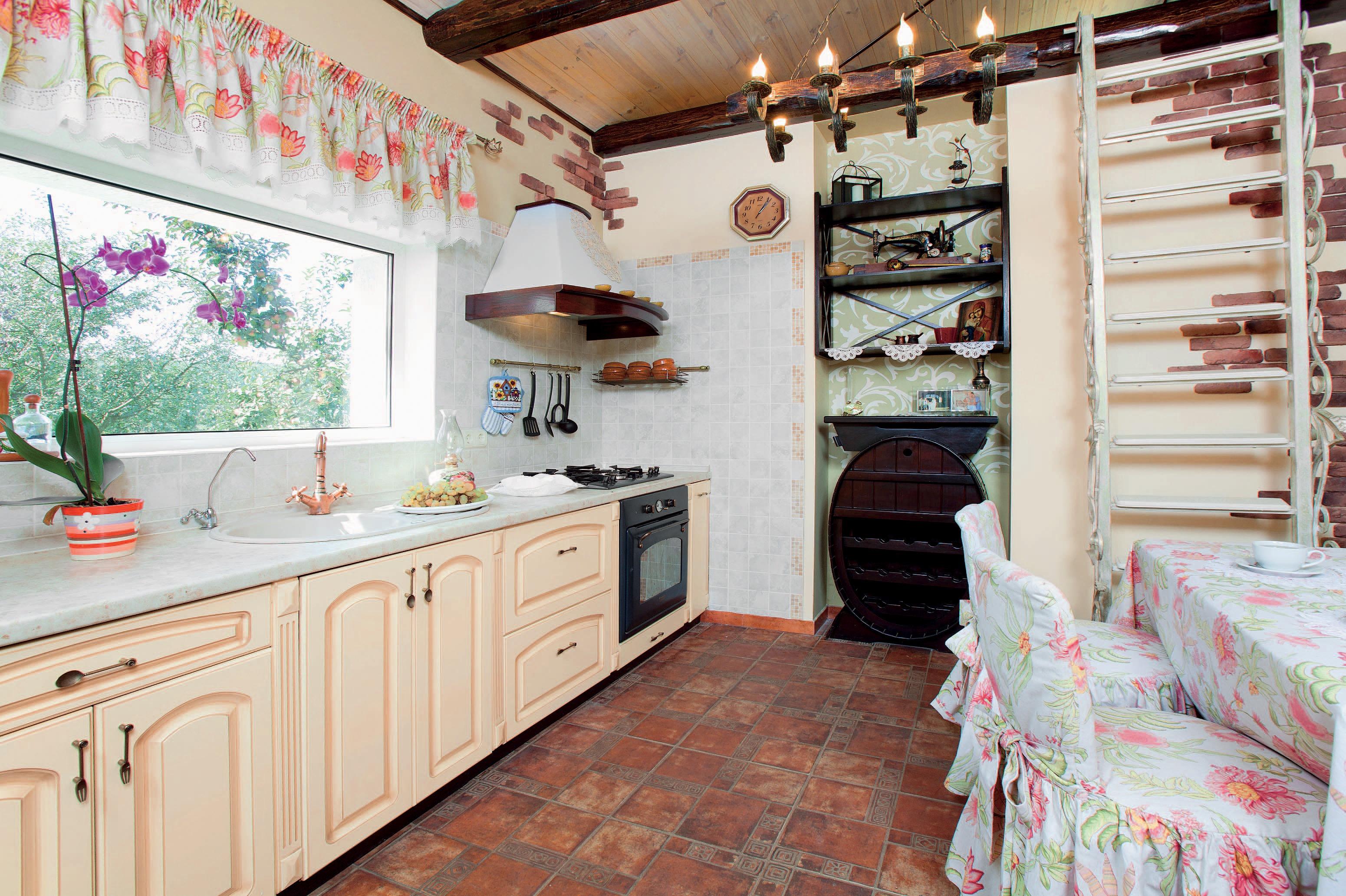 опровергая стиль прованс в дачном домике фото вариант вставки нитки-резинки