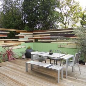 дачный садовый дом виды