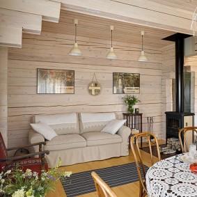 дачный садовый дом фото вариантов