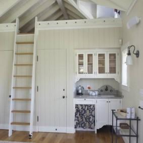 дачный садовый дом варианты