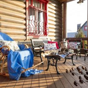 дачный садовый дом идеи дизайна