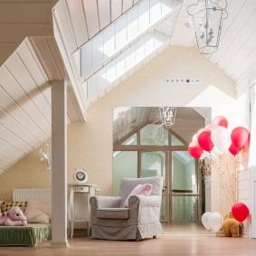 дачный садовый дом фото дизайна