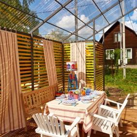 дачный садовый дом фото виды