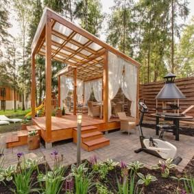дачный садовый дом виды фото