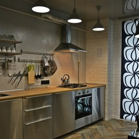 декоративная штукатурка на кухне идеи оформления