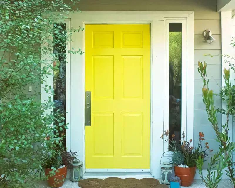 деревянная входная дверь дизайн идеи