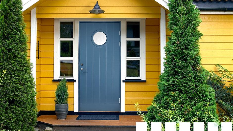 деревянная входная дверь фото дизайна