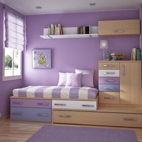Комплект мебели для ребенка дошкольного возраста