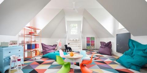 детская игровая комната декор