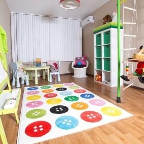 детская игровая комната оформление фото