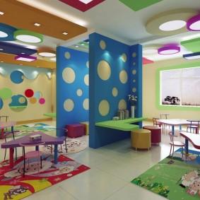 детская игровая комната варианты фото