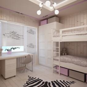 детская комната 14 кв м