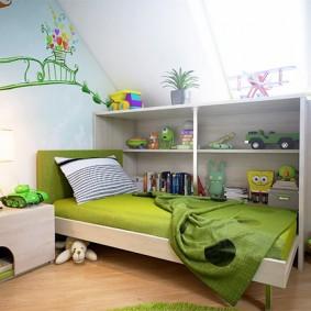 детская комната 14 кв м идеи декор