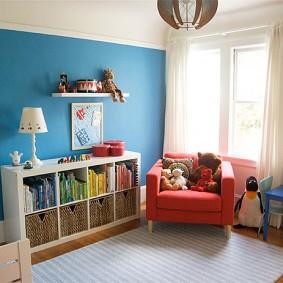 детская комната 14 кв м интерьер идеи