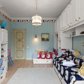 детская комната 14 кв м идеи интерьер